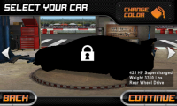 Drift Mania Championship - Unlock cars as you progress