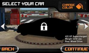 Drift Mania Championship - Unlock cars as you progress