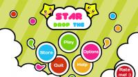 Drop the Star Main Menu