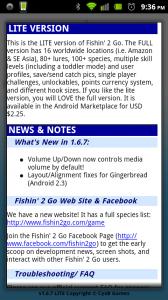 Fishing 2 Go News
