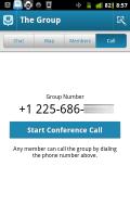 GroupMe Group Call