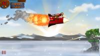 Herman the Hermit Rocket Ride