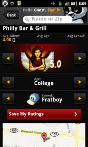 LiquidFare Bar Rating 1