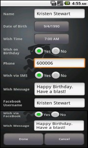 Qs Smart Birthday Wisher - Create Birthday wishes manually (2)