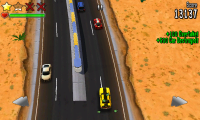 Reckless Getaway - Getaway mode in-game view (1)
