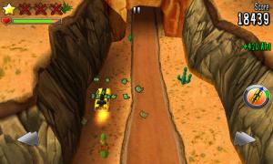 Reckless Getaway - Getaway mode in-game view (3)