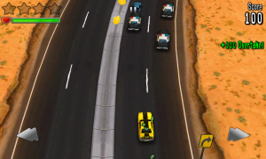 Reckless Getaway - Getaway mode in-game view (4)