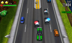 Reckless Getaway - In Reckless mode you get to destroy as much as possible