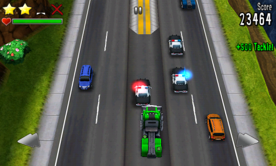 Reckless Getaway – Fast-Paced, Insanely Addictive, Lush 3D Racer