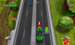 Reckless Getaway - Reckless mode in-game view (2)