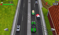 Reckless Getaway - Reckless mode in-game view (3)