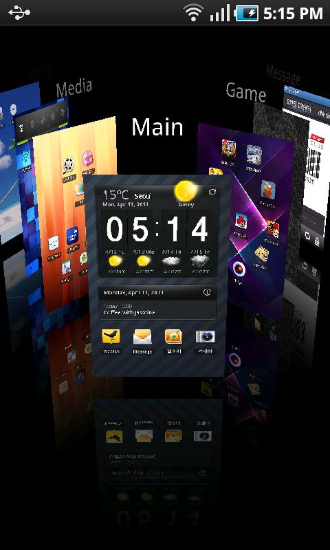 Regina 3D Launcher – Personalize Your Android with Smart & Smooth 3D Home Screen Launcher