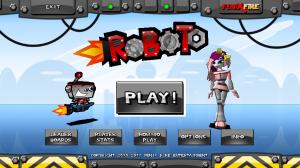Roboto Main Menu