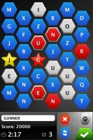 Route Words - Gameboard view 4