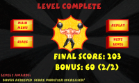 Serious Sam Level Complete