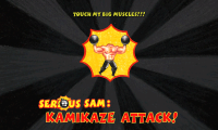 Serious Sam Title Screen