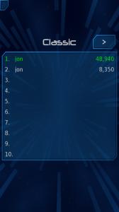 Spirit HD Scoreboard