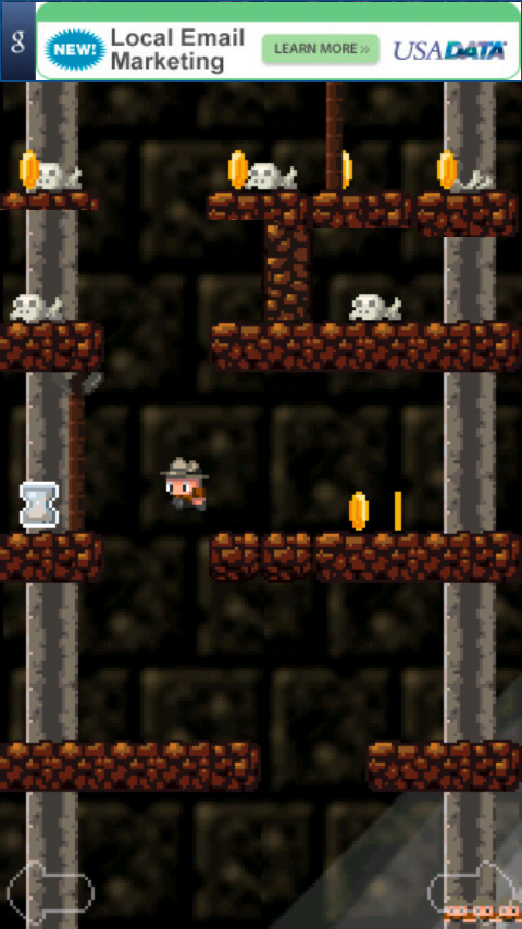 Super Drill Panic – The Epic Indiana Jones Style Retro Game!