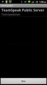 TeamSpeak Server List