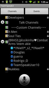 TeamSpeak Test Server