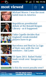 The Guardian - Most viewed