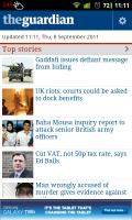 The Guardian - Top stories