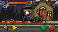 Zombieville Clown Playable Character