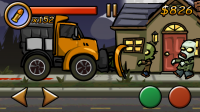 Zombieville Construction Truck