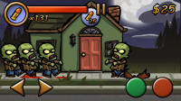 Zombieville House Looting