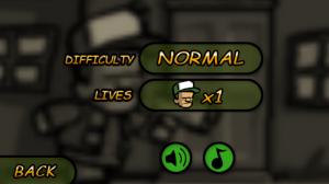 Zombieville Options