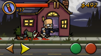 Zombieville Scientist Player