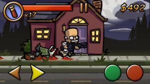 Zombieville Scientist Player