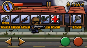 Zombieville Weapons Store