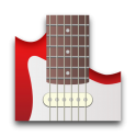 Jimi Guitar. A Rockin' Guitar Simulator App for Android!