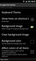 A.I.type Keyboard Plus - Customizations= 'Fun Factory'