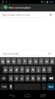 Android 4.0 Keyboard