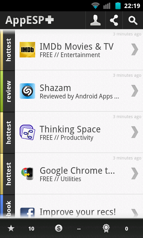 AppESP Promises to Recommend you the Best Android Apps & Reviews