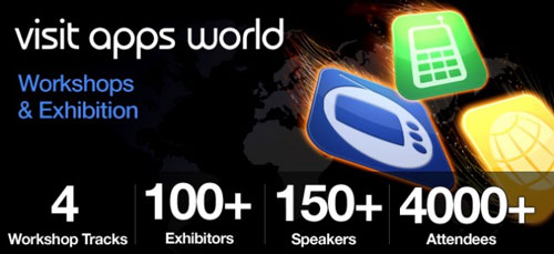 Win a Free Ticket to Apps World Europe November 29-30 in London!