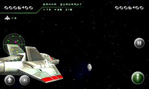 Asteroid 2012 - Accelerometer control sometimes gives you strange game perspectives
