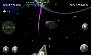 Asteroid 2012 - In-game views (1)