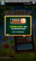 Birzzle - Coming soon, Pandora mode