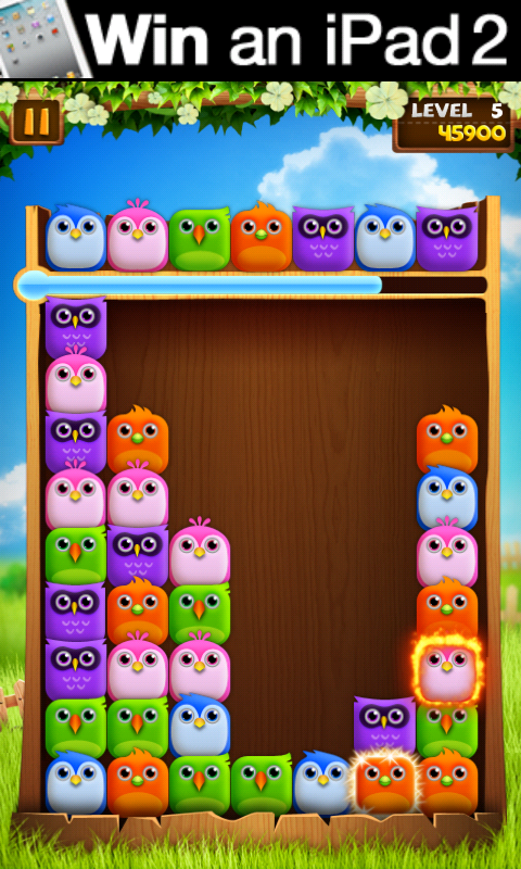 Birzzle an Insanely Addictive Yet Cute Puzzle Game