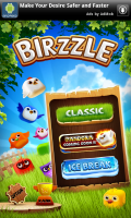 Birzzle - Main Menu