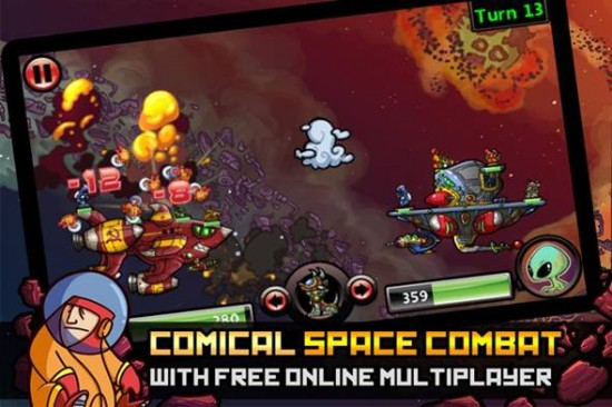 First Superplay Games Title Cosmonauts Launches on Android and iOS