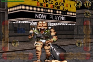 Duke Nukem 3D Fight Scene