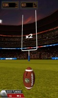 Flick Field Goal - In-game view (1)