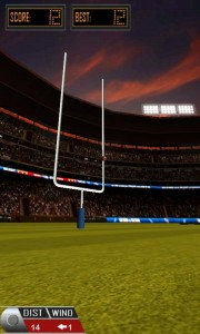 Flick Field Goal - In-game view (5)