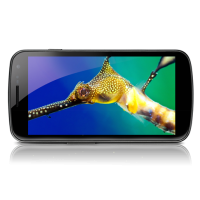 Galaxy Nexus Super HD AMOLED Display