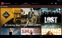 Google Play Movies and TV My Shows