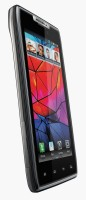 Motorola DROID RAZR Side Angle View